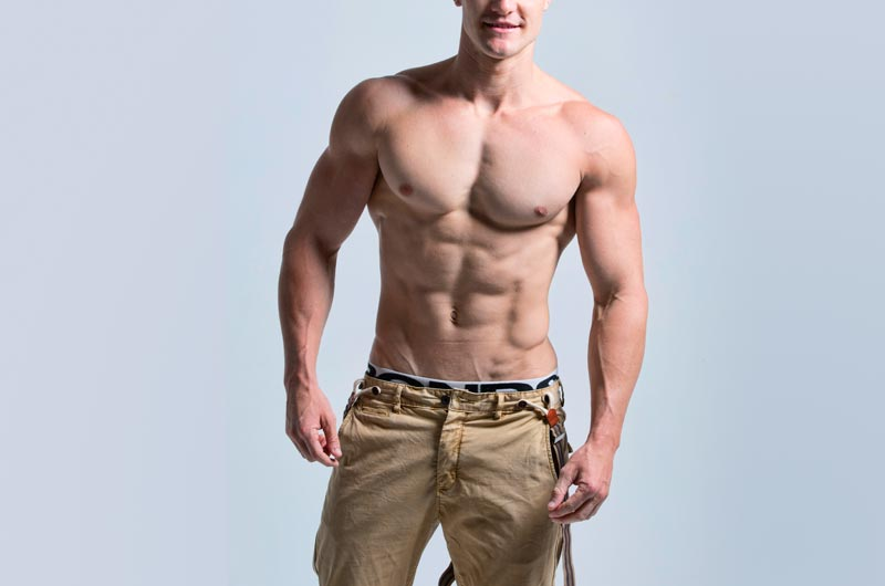 handyman hunk, topless waiter in jeans, topless tradie